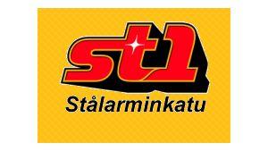 St1 Turku Stålarminkatu, Turku
