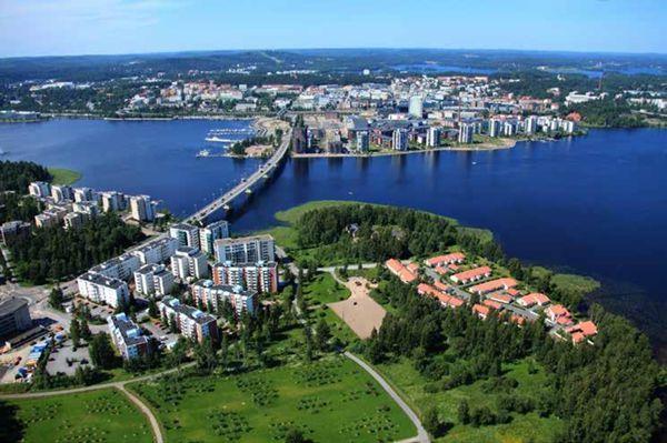 Jyväskylän kaupunki, Jyväskylä