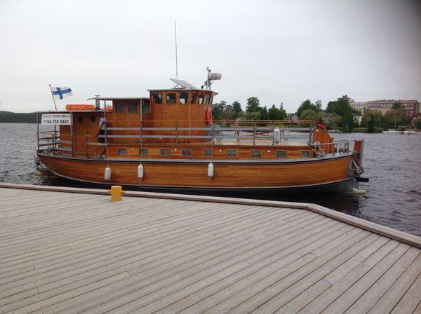 M/S Kaesa, Savonlinna