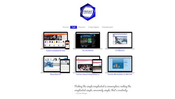 Friday Digital Design Oy