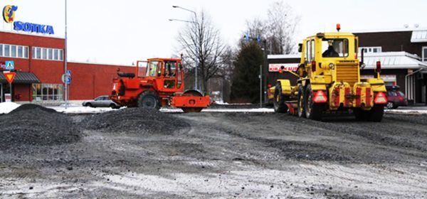 Maanrakennus Kariniemi Ky, Huittinen