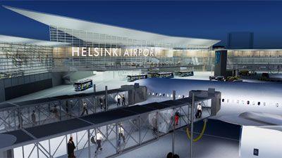 PES-Arkkitehdit Oy, Helsinki