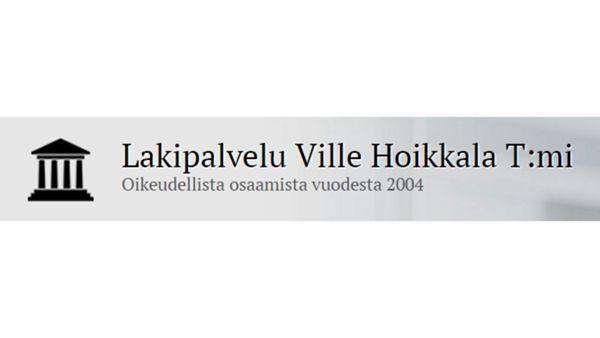 Lakipalvelu Ville Hoikkala, Kerava