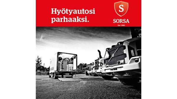 Verhoomo Sorsa Oy, Helsinki