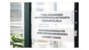 Työeläkeasioiden muutoksenhakulautakunta, Helsinki