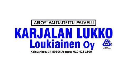 Karjalan Lukko Loukiainen Oy, Joensuu