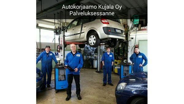 Autokorjaamo Kujala Oy, Vantaa