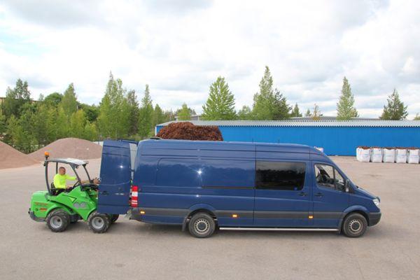Karin Pieni Soramonttu Oy, Ylöjärvi