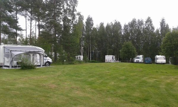 Gasthaus Camping Palopaikka, Titta Virmanen, Kiuruvesi