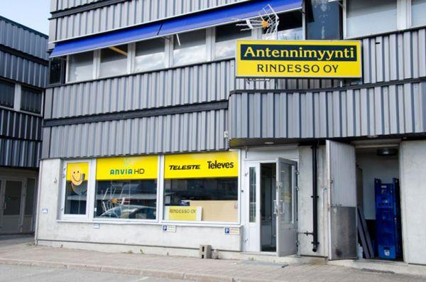 Rindesso Oy, Jyväskylä