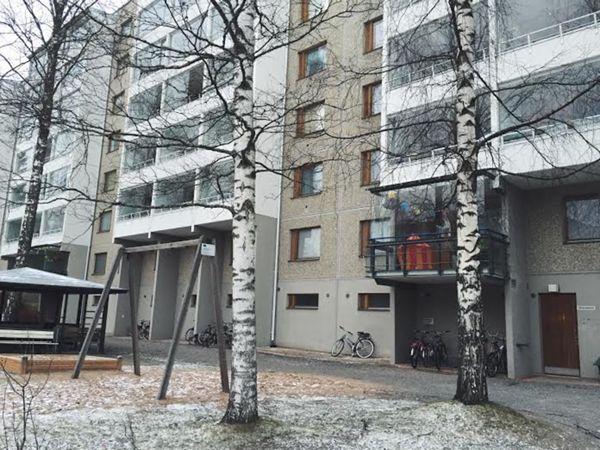 Tilapäishoitokoti Tulppaanikoti, Tampere