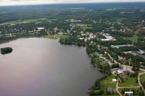 Kruunupyyn kunta, Kruunupyy