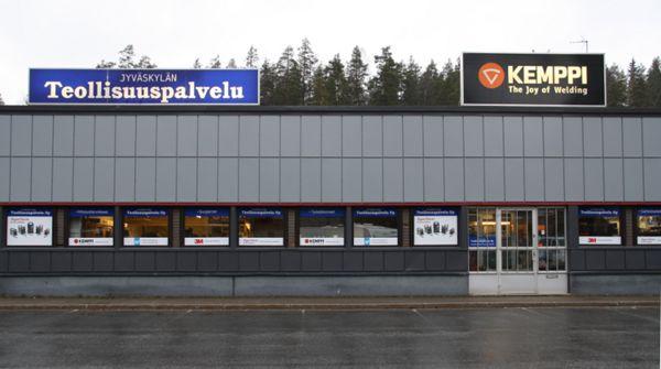 Jyväskylän Teollisuuspalvelu Oy, Jyväskylä