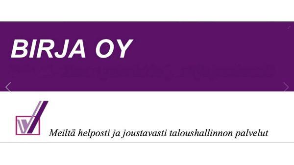 Birja Oy, Nokia