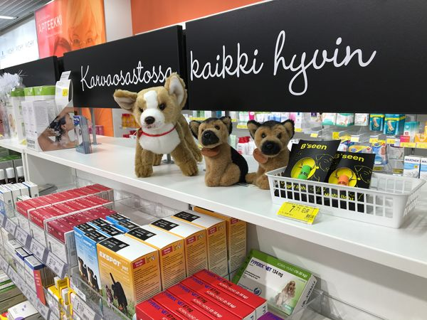 Länsikeskuksen apteekki, Turku