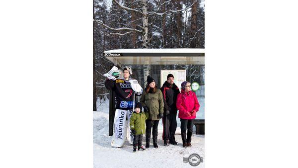 Valokuvaamo Jiri Halttunen, Muurame