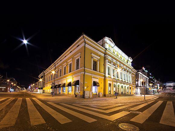 Åbo Svenska Teater, Turku