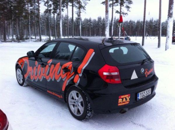 Let`s Start Driving! Liikennekoulut, Joensuu