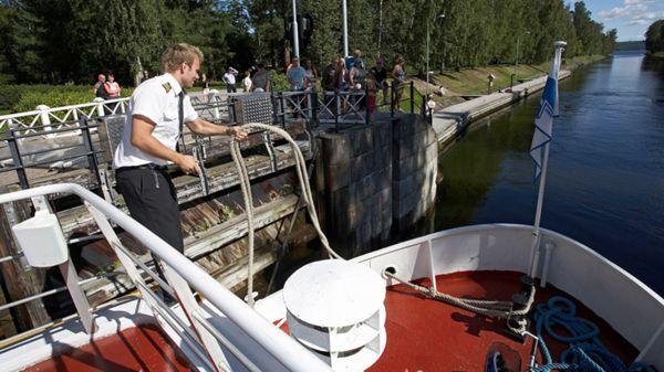 Päijänne-Risteilyt Hildén Oy, Lahti