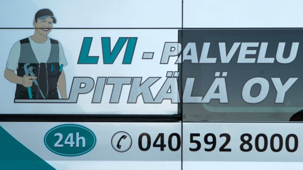 Lvi-Palvelu Pitkälä Oy, Oulu