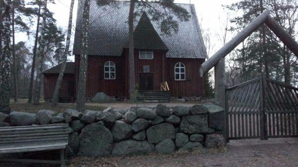 Karunan museokirkko, Helsinki