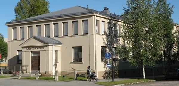 Kajaanin kaupunki Kainuun museo, Kajaani