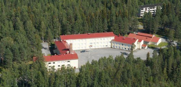 Kajaanin kaupunki Otanmäen koulu, Kajaani