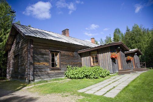 Konttaniemen Porotila, Rovaniemi
