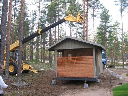 Askuresta Oy, Jämijärvi
