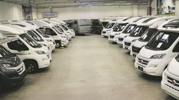 Jyväs-Caravan Oy, Jyväskylä