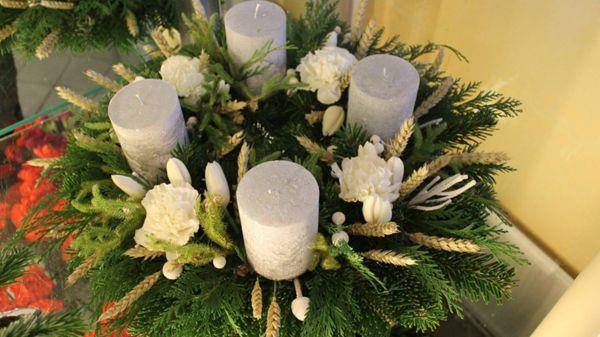 Kukka- ja hautauspalvelu Paula-Stiina, Alajärvi