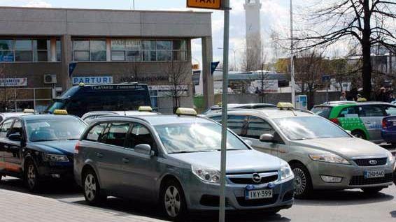 Taksi Seinäjoki, Seinäjoki