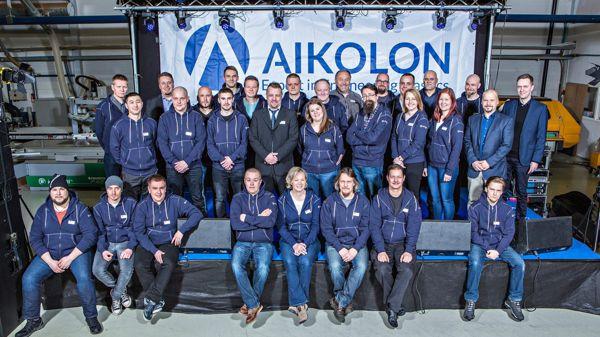 Aikolon Oy Vantaa, Vantaa