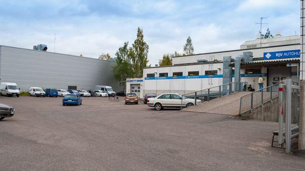 RJV Autohuolto Oy Helsinki, Helsinki
