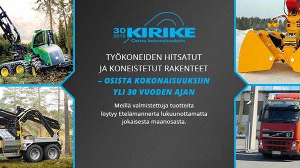 Kirike Oy, Outokumpu