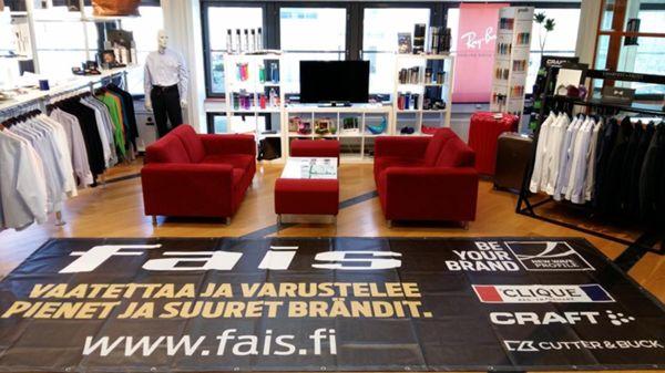 FAIS Finland Oy / New Wave Profile, Helsinki