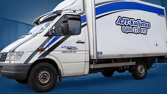 Kuljetusliike  AJT-Kuljetus Tuovinen Asko, Joroinen