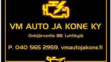 VM Auto ja Kone Ky, Orimattila