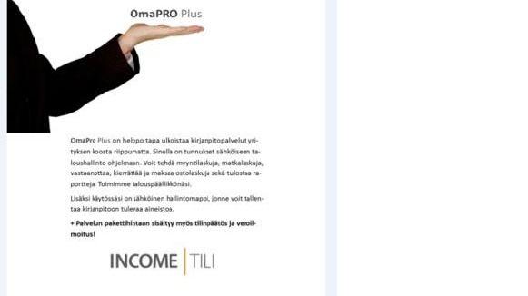 IncomeTili, Espoo