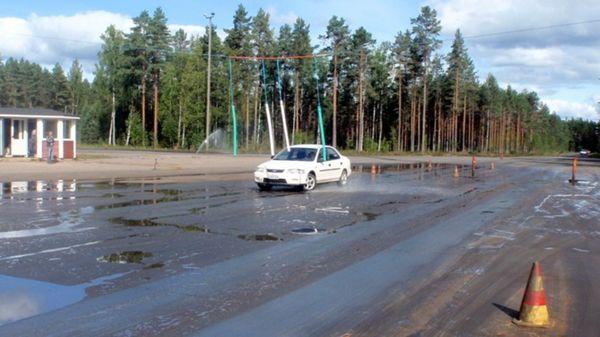 Kankaanpään Ajoharjoittelurata, Kankaanpää
