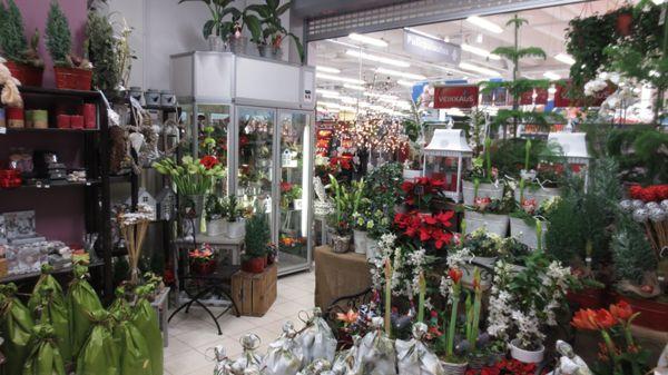 Koivuhaan Kukkakauppa Oy, Vantaa