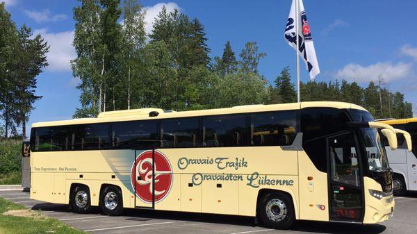 Oravais Trafik Ab - Oravaisten Liikenne Oy, Vaasa