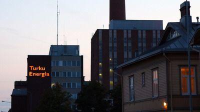 Turku Energia Oy - Åbo Energi Ab, Turku