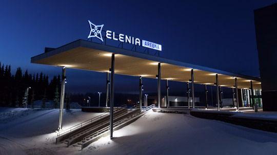 Elenia Areena, Hämeenlinna