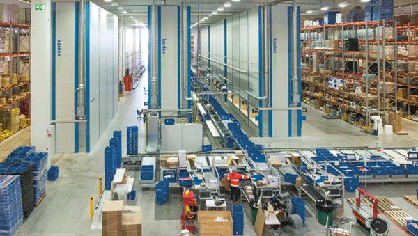 ETRA Megacenter Helsinki Suutarila, Helsinki
