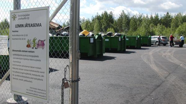 Etelä-Karjalan Jätehuolto Oy, Lappeenranta