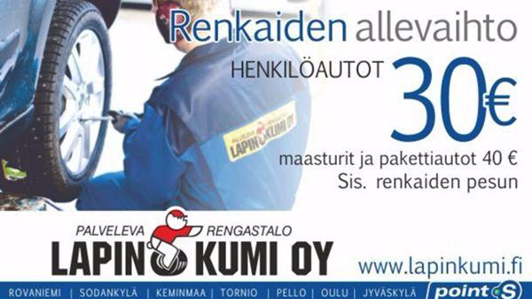 Lapin Kumi Oy Kittilä, Kittilä