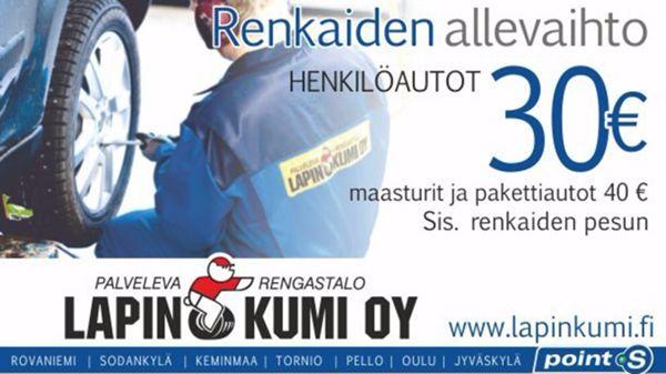 Lapin Kumi Oy Tornio, Tornio