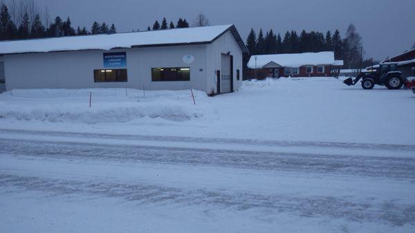 Autopeltikorjaamo ja maalaamo M. Laitinen, Polvijärvi