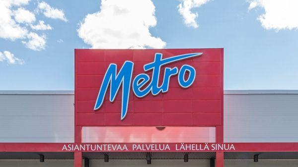 Wihuri Oy Aarnio Metro-pikatukku Lahti, Lahti